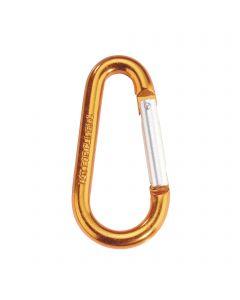 Snap hooks - aluminum, symmetric