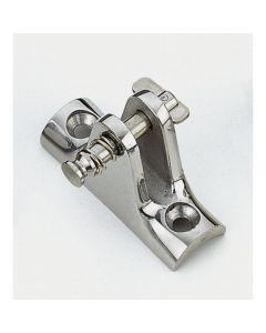 Hinge bracket - stainless steel