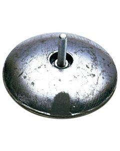 Rudder Anode - zinc