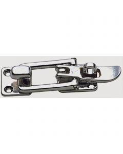 Lever fastener - brass chrome-plated