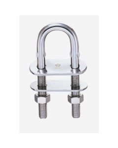 WICHARD U-bolts - stainless steel