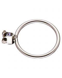 Retaining ring for boat hooks - stainless steel