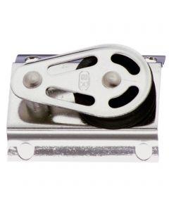 Boom block sliding bearing 6 mm - 1 sheave