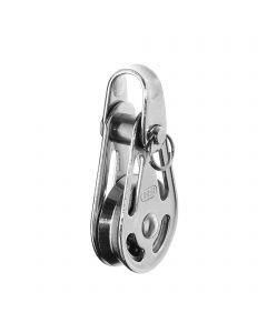 High load block ball bearing 3-5 mm - 1 sheave, bow