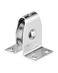 High load upright block ball bearing 3-5 mm - 1 sheave