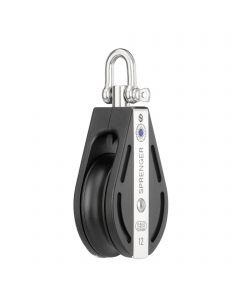 S-Block Nadellager 12 mm - 1 Rolle, Wirbel