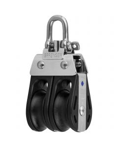S-Block needle bearing 8 mm - 2 sheaves, adjustment set