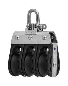 S-Block Nadellager 8 mm - 3 Rollen, Arretierset