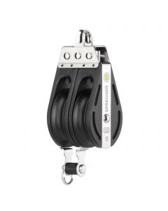 S-Block Gleitlager 12 mm - 2 Rollen, Bügel, Hundsfott