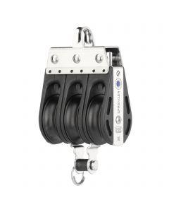 S-Block needle bearing 10 mm - 3 sheaves, bow, becket