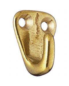 Hook - brass