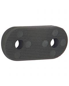 Schotführung für Camlan® Schotklemme 3-6 mm - Grundplatte