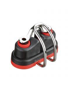 Camlan® Schotklemme Gleitlager 3-6 mm - Spezial-Schotführung