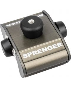 Stopper for traveller track