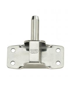 Transom fitting - stainless steel