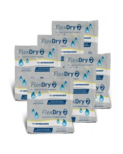 FlexDry 6-Pack (6 x 125 g) - Dehumidifier