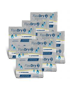 FlexDry 6er Pack (6 x 125 g) - Luftentfeuchter