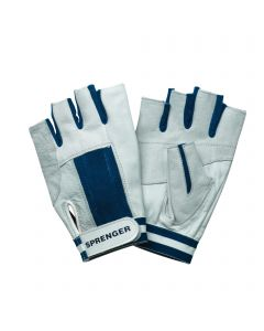 Sailing gloves - goat leather, without fingertips