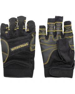 Sailing gloves REGATTA - without fingertips
