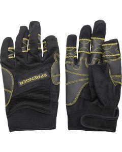 Segel-Handschuhe REGATTA – Daumen und Zeigefinger ohne Kuppen