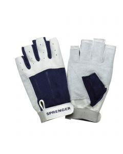 Segel-Handschuhe - Kalbsleder, ohne Fingerkuppen